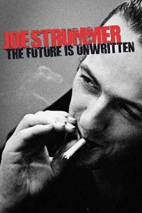Poster: Joe Strummer: The Future Is Unwritten