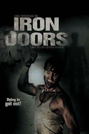 Poster: Iron Doors: Entkommen oder sterben!