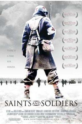 Poster: Saints and Soldiers – Die wahren Helden der Ardennenschlacht