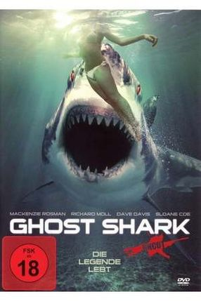 Poster: Ghost Shark - Die Legende lebt