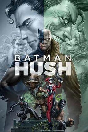 Poster: Batman: Hush