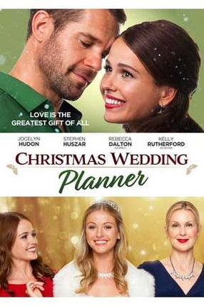 Poster: Christmas Wedding Planner