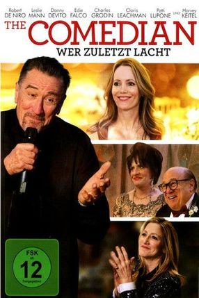 Poster: The Comedian: Wer zuletzt lacht