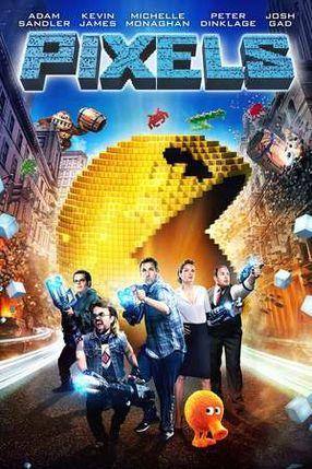 Poster: Pixels