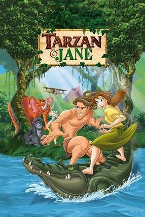 Poster: Tarzan & Jane