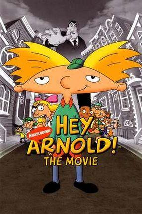 Poster: Hey Arnold! – Der Film