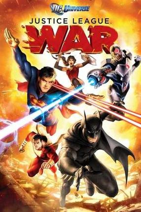 Poster: Justice League: War