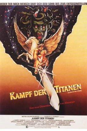 Poster: Kampf der Titanen