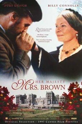 Poster: Ihre Majestät Mrs. Brown