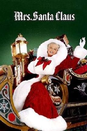 Poster: Mrs. Santa Claus
