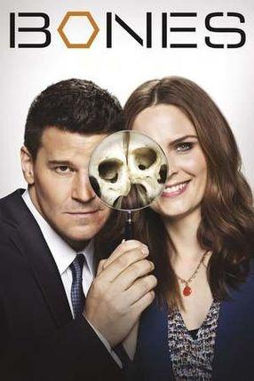 Poster: Bones - Die Knochenjägerin