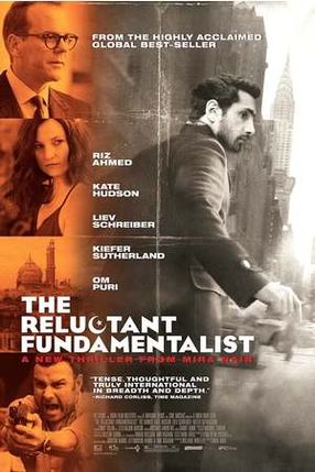 Poster: The Reluctant Fundamentalist - Tage des Zorns