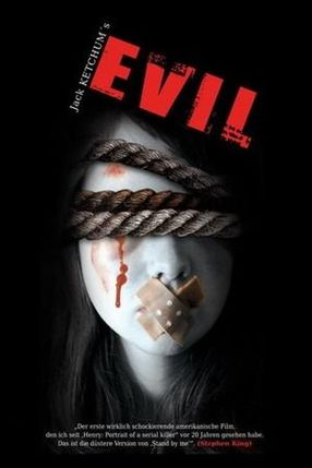 Poster: Jack Ketchum's Evil