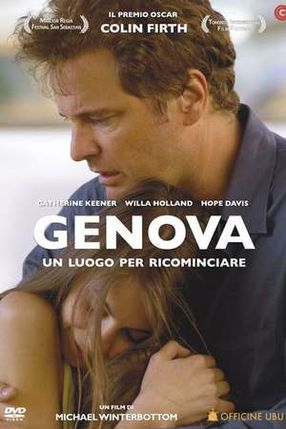 Poster: A Summer in Genoa