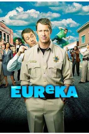 Poster: EUReKA - Die geheime Stadt