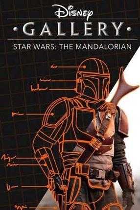 Poster: Disney Galerie - Star Wars: The Mandalorian
