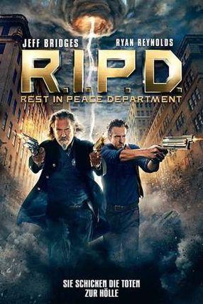 Poster: R.I.P.D.