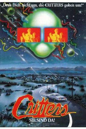 Poster: Critters - Sie sind da!