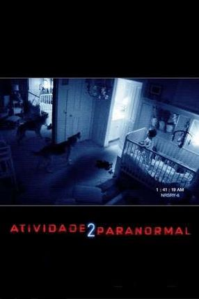 Poster: Paranormal Activity 2