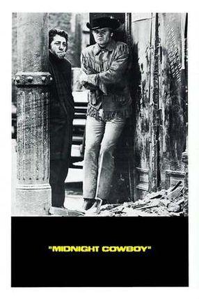 Poster: Asphalt-Cowboy