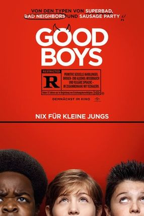 Poster: Good Boys