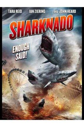 Poster: Sharknado