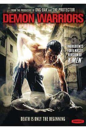 Poster: Demon Warriors