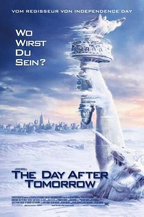 Poster: The Day After Tomorrow