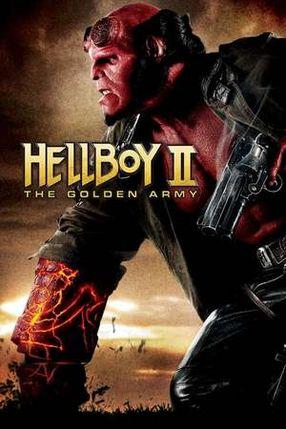 Poster: Hellboy - Die goldene Armee