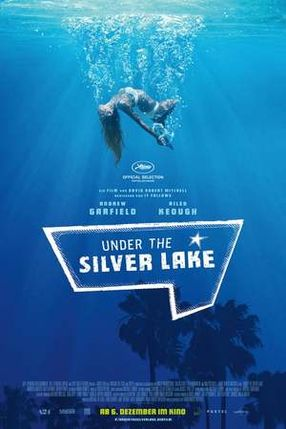 Poster: Under the Silver Lake