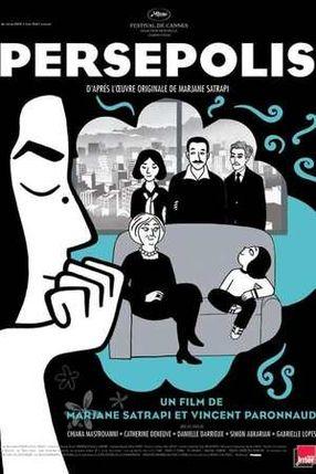 Poster: Persepolis