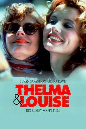 Poster: Thelma & Louise
