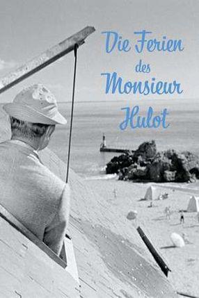 Poster: Die Ferien des Monsieur Hulot