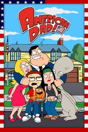 Poster: American Dad