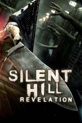 Poster: Silent Hill: Revelation 3D