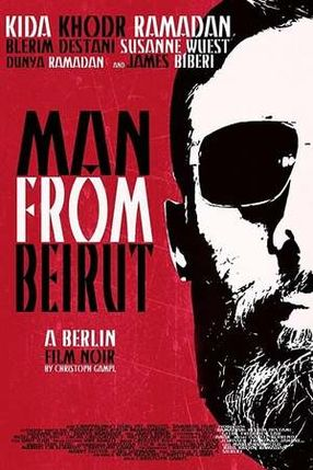 Poster: Man from Beirut