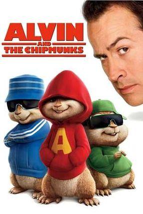 Poster: Alvin und die Chipmunks - Der Film