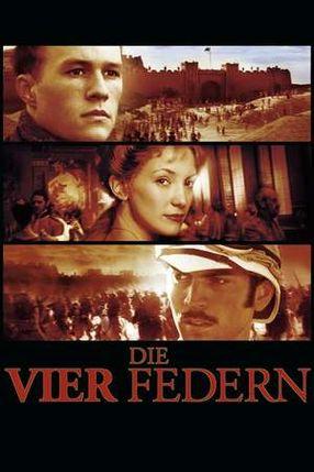 Poster: Die vier Federn