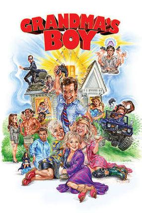 Poster: Grandma's Boy
