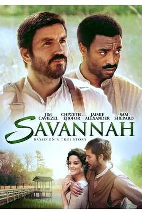 Poster: Savannah