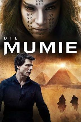 Poster: Die Mumie