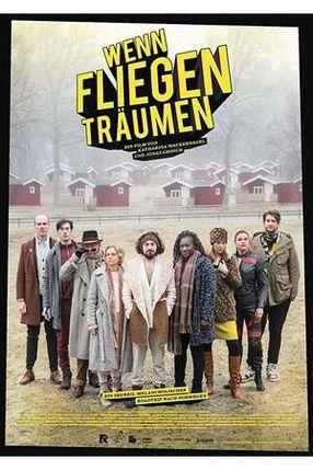 Poster: Wenn Fliegen träumen