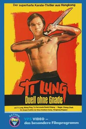 Poster: Ti Lung - Duell ohne Gnade