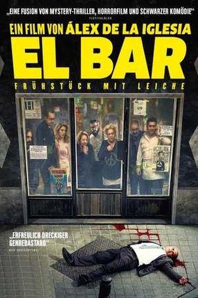 Poster: El Bar - Frühstück mit Leiche