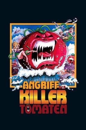 Poster: Angriff der Killertomaten