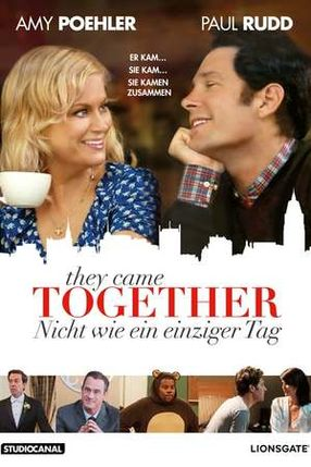 Poster: They Came Together
