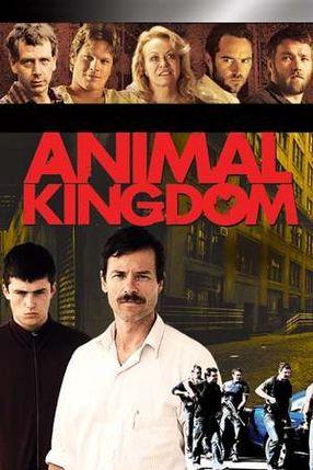 Poster: Königreich des Verbrechens