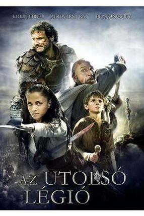 Poster: Die letzte Legion