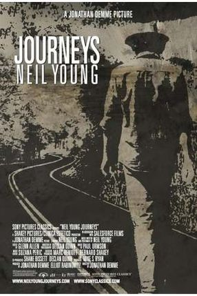 Poster: Neil Young Journeys