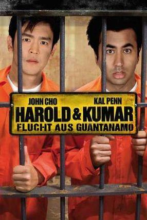 Poster: Harold & Kumar 2 - Flucht aus Guantanamo